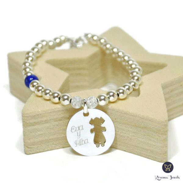 pulsera-de plata-personalizable-david-alex